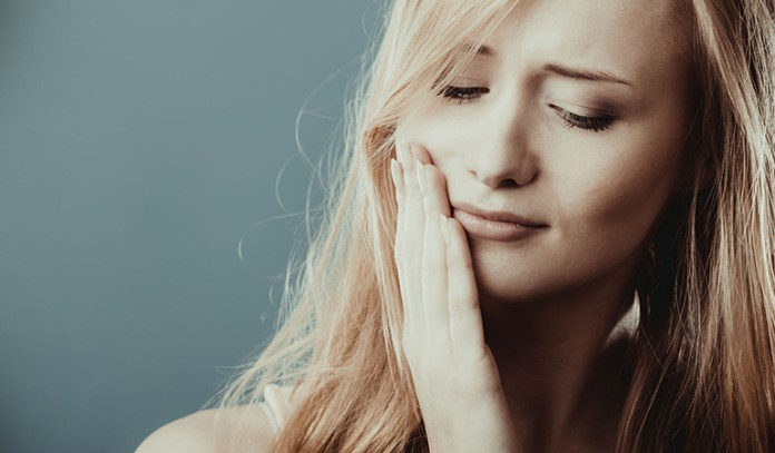 Strokes usually cause one side of your face to droop.
