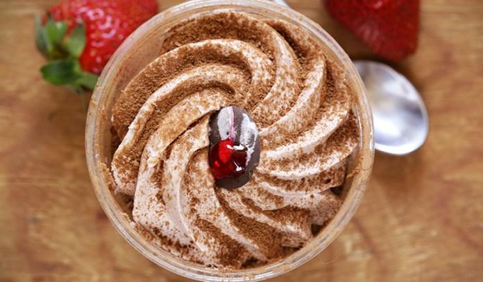 Frozen yogurt sneak caffeine into the body