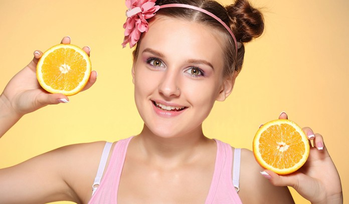 Get Radiant Skin With Vitamin C