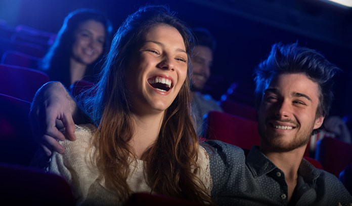 Laughter is good for your physical and emotional health