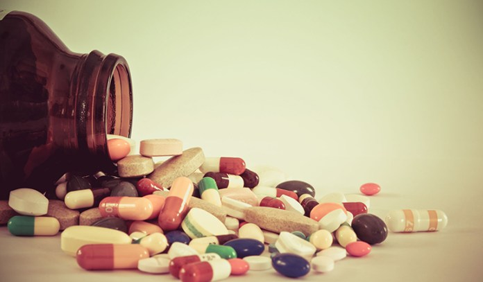 Medications cause psoriasis flare-ups.