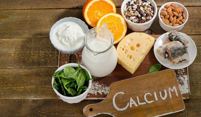 Strengthen Your Bones With Calcium