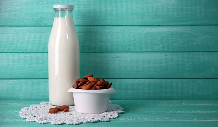 Unless it's made at home, almond milk is not a healthy option, neither is it worth your money.