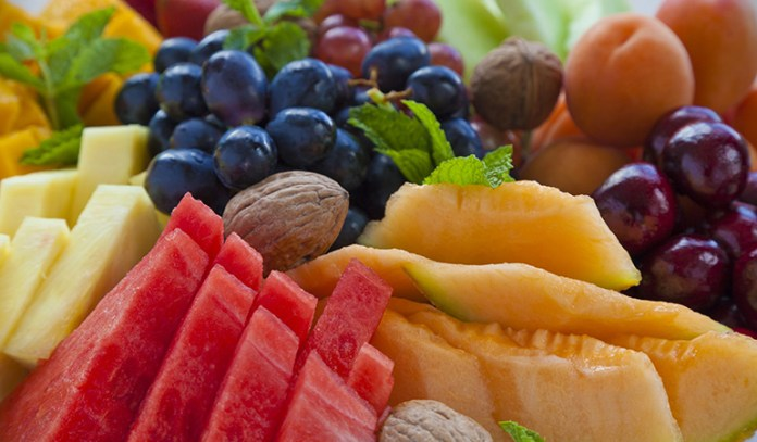 a piece of fruit can come as a sweet relief