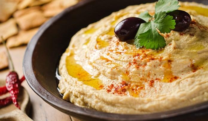 Opt for a Mediterranean diet.