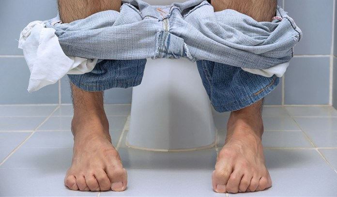 BPH can cause symptoms like frequent and painful urination and an inconsistent flow of urine.