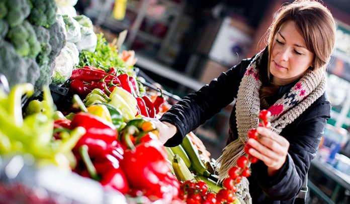 Why organic food is better for health