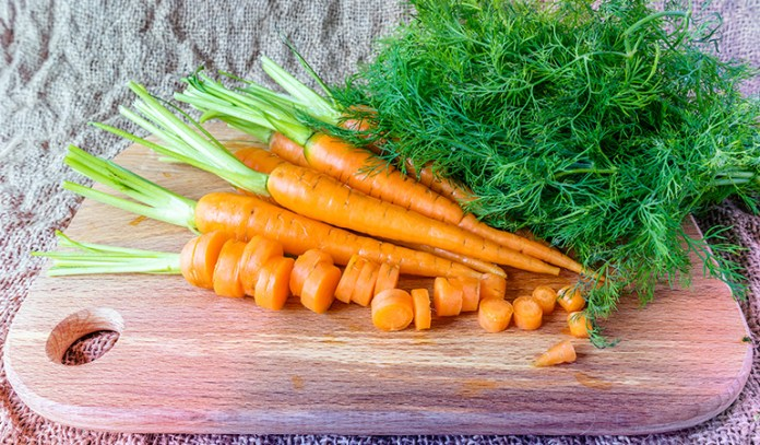 Although no scientific study has proved it, dill and carrots are traditionally believed to be enemies