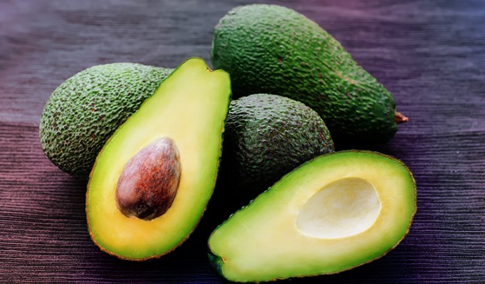 Avocados are a good source of folate