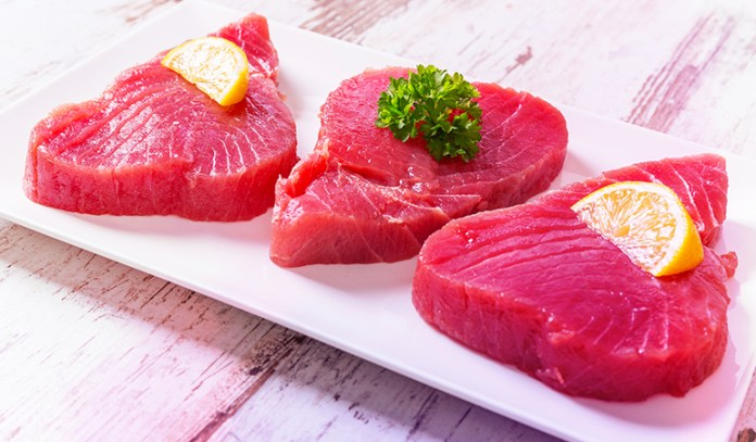 A serving of canned light tuna has 0.190 gm of DHA and 0.040 gm of EPA