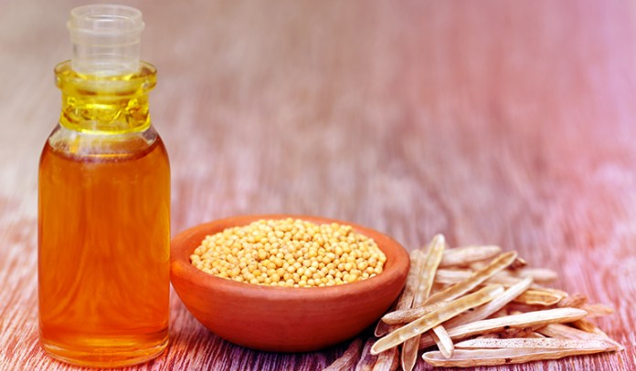 Mustard seeds and oils are a good source of omega 3 fatty acids.