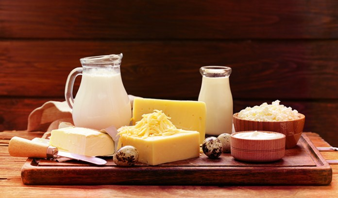 Dairy products contain 5–30 ng/g of vanadium.
