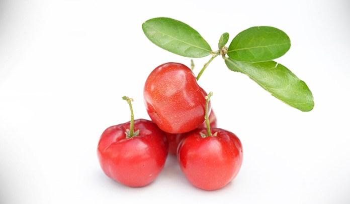 1 cup of acerola cherries:1644 mg of vitamin C (1830% DV)