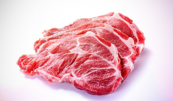 A 3 oz portion of pork tenderloin has 6.32 mg vitamin B3 (39.5% DV).