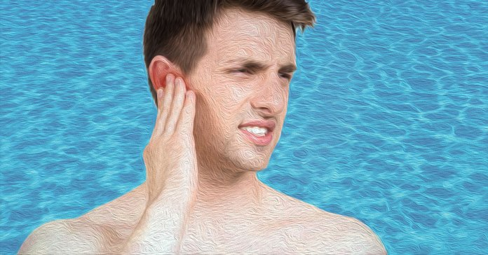 Home remedies for swimmer's ear.