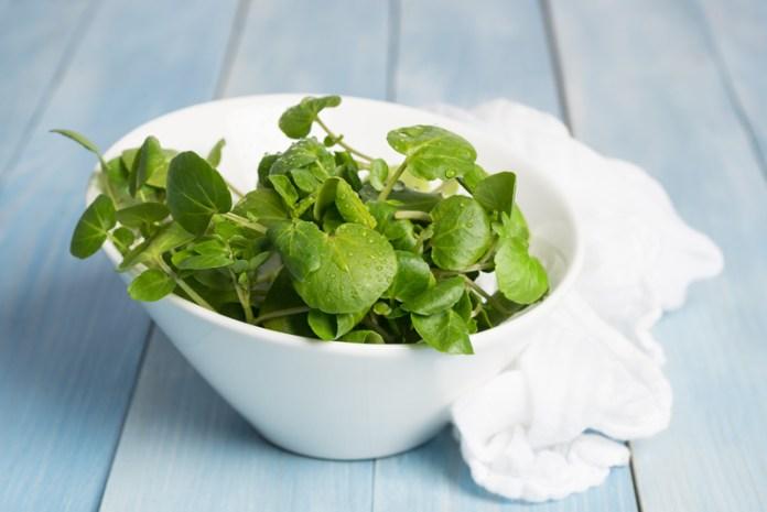 Benefits of watercress.