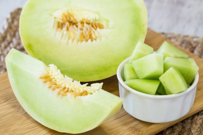 Health benefits of honeydew melon.
