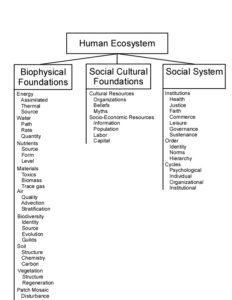 HumanEcosystemFramework