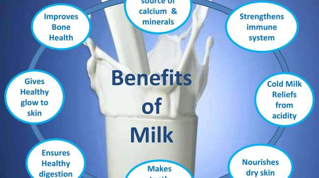 milk benefits