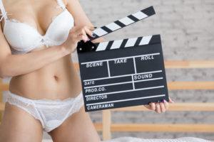 AV撮影画像