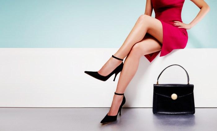 綺麗な脚の女性