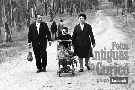 Imagen de colección de Fotos Antiguas de Curicó