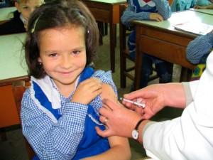 copii vaccin