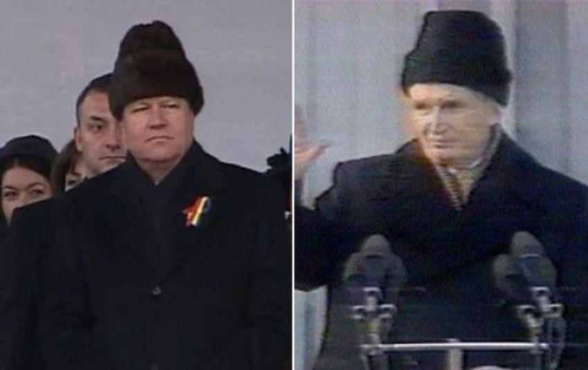"""""""Candidatul PNL, anticomunistul Iohannis îndoctrina copiii la școală cu ideologia comunistă în 1987"""" Foto documente 1"""