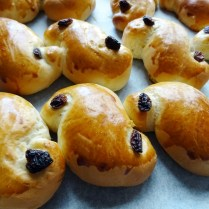 Lussekatter thermomix