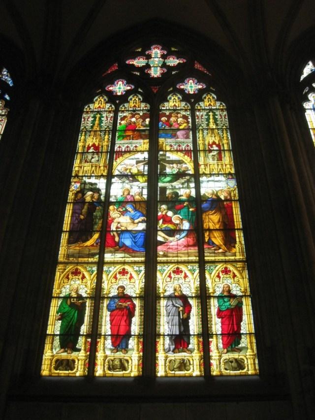 Vitraux- Cathédrale de Cologne