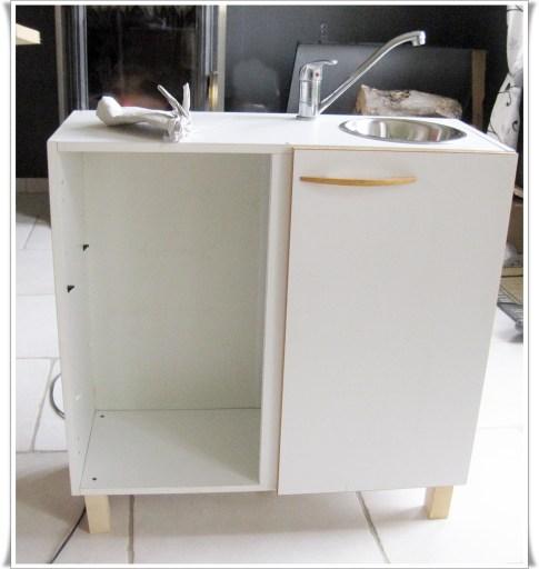 Une mini cuisine-DIY