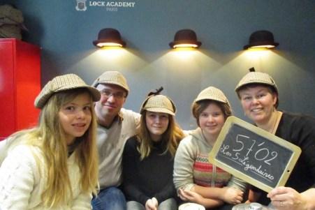 Lock Academy Paris
