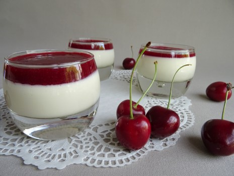 Panna cotta thermomix
