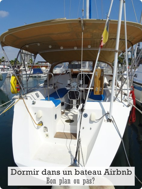 bateau airbnb