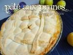 Pâté aux prunes…le gâteau de l'Anjou !