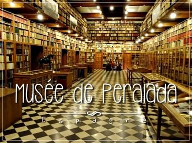 Peralada Musée Espagne