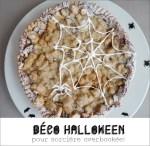 Déco Halloween ...pour sorcière overbookée!