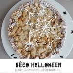 Déco Halloween …pour sorcière overbookée!