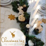 Ma vision de Noël-Christmas tag