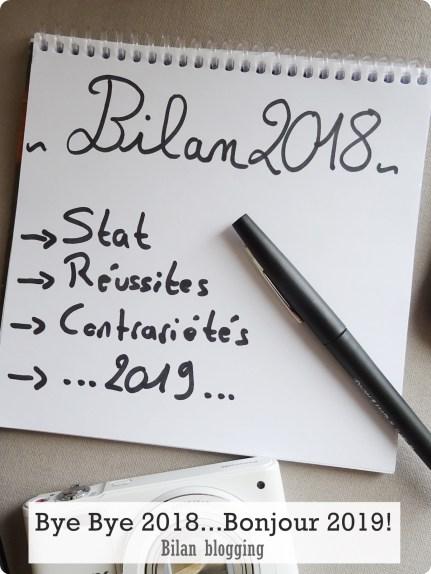 bilan blogging