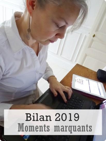 Bilan blog