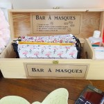 Réaliser un bar à masques-DIY