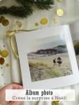 Album photo: créez la surprise à Noël!