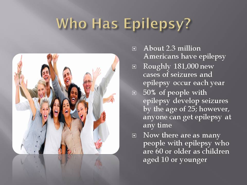 Who Has Epilepsy? You'll be Shocked…
