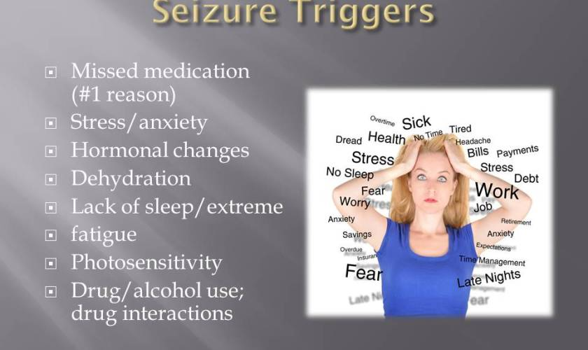 Causes of Epilepsy Seizures: Seizure Triggers