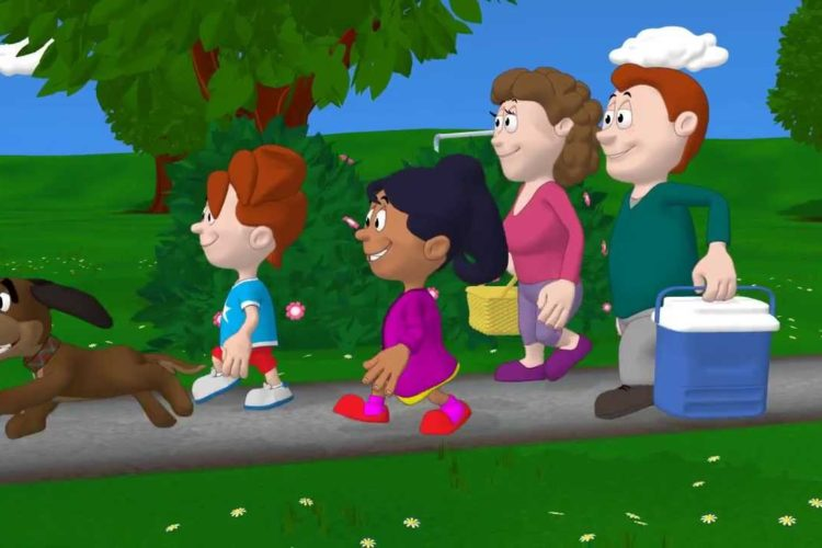 Young Epilepsy - KS1 e-learning video: Ben and Sunita's Big Day Out