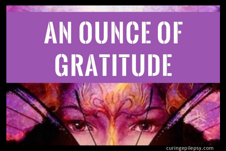 An Ounce of Gratitude Goes a Long Way