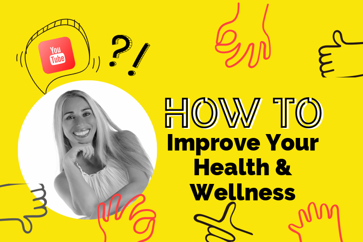 How To Improve Your Health & Wellness: Interview with Stacey Chillemi