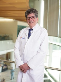 Dr. Brian Hoh succeeds Dr. William Friedman as UF chair of neurosurgery