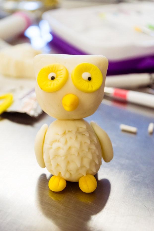 shape-n-amaze owl